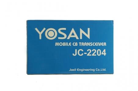 Радиостанция YOSAN JC2204  radiocomsu