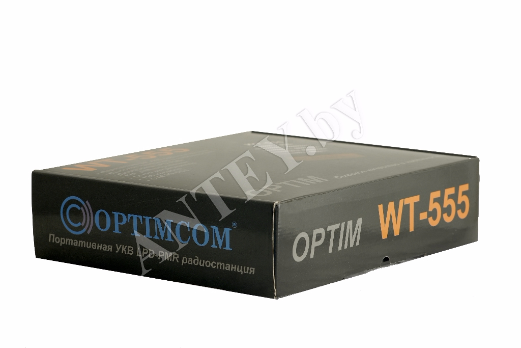 Рация Optim WT555 выпуска до 2012г  Радиофорум  о