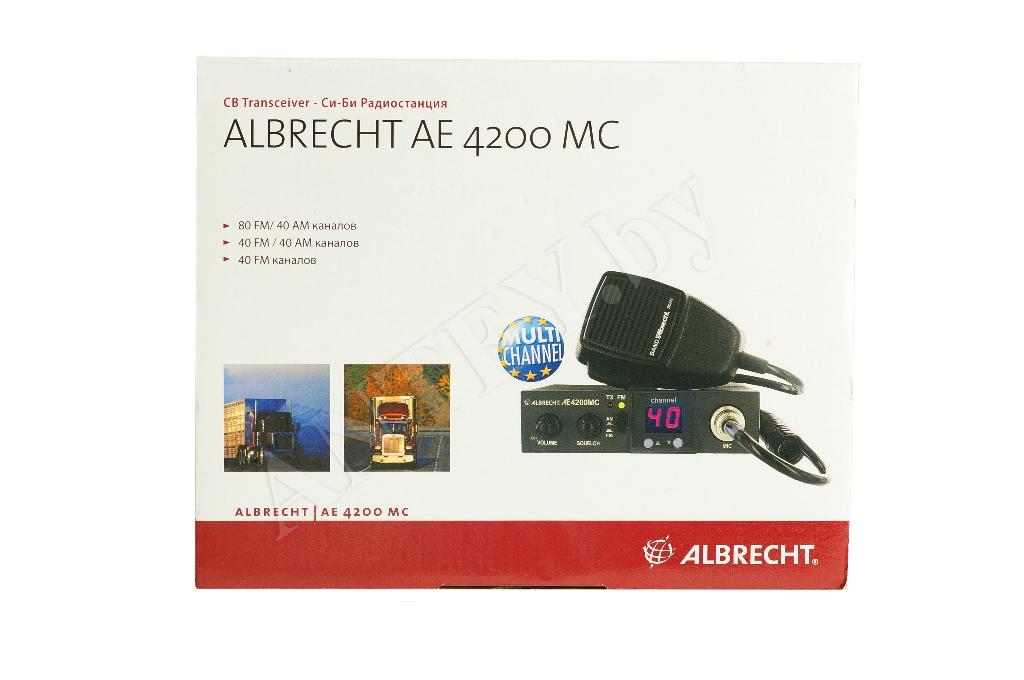 Albrecht AE 4200 MC
