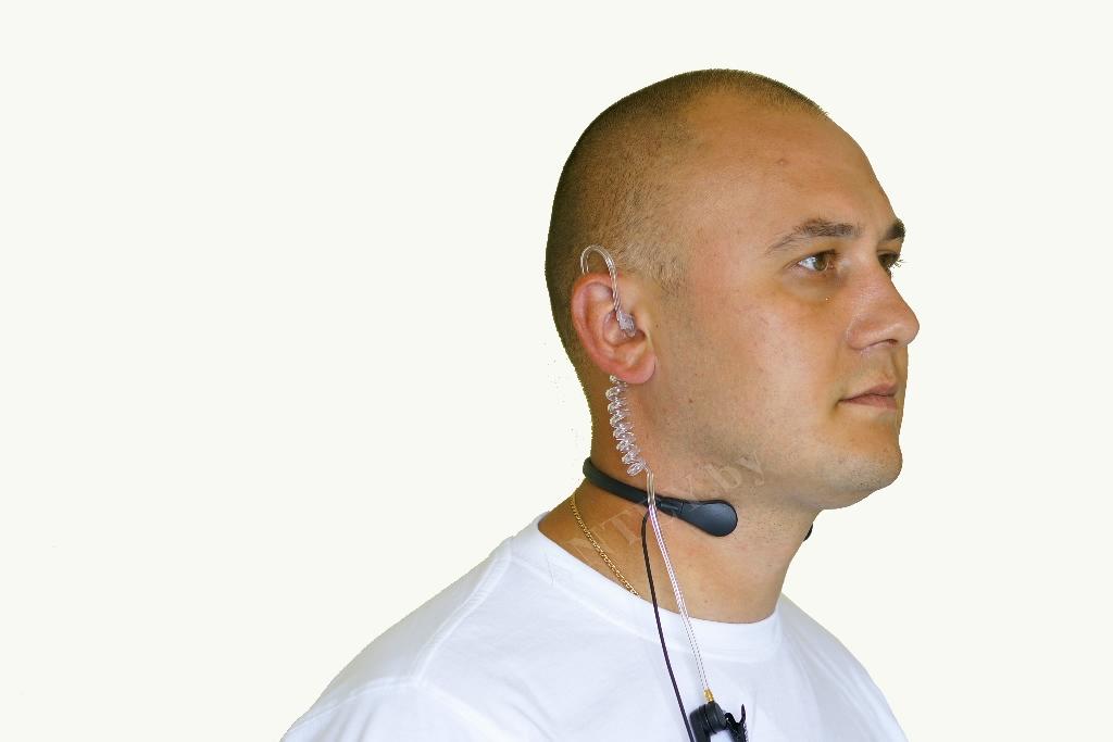 Гарнитура-ларингофон HF-005 для радиостанции