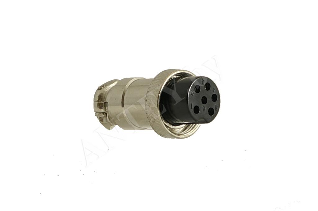 Микрофонный разъем Micro 6