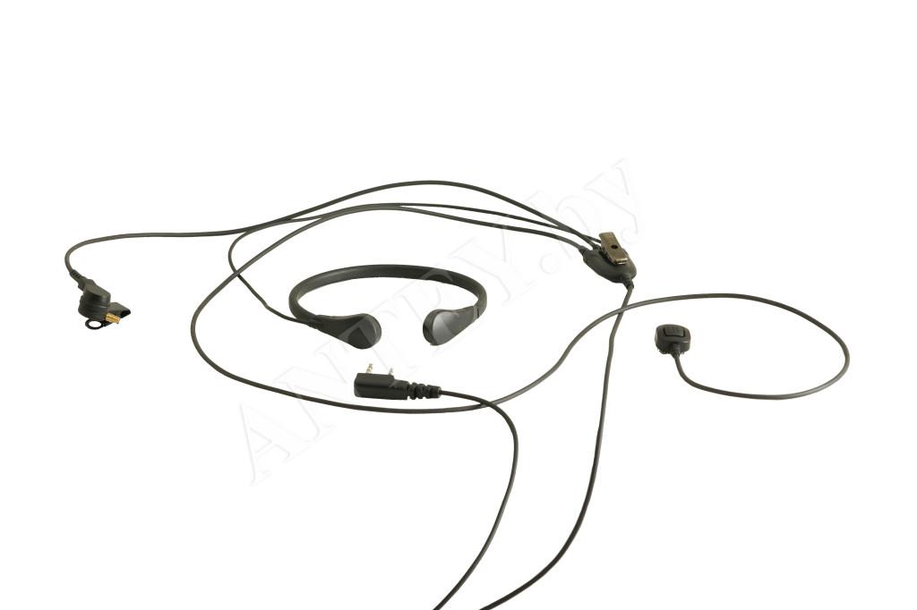 Гарнитура-ларингофон HF-004 для радиостанции