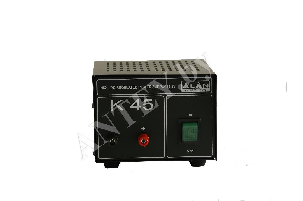 Блок питания K-45 Alan