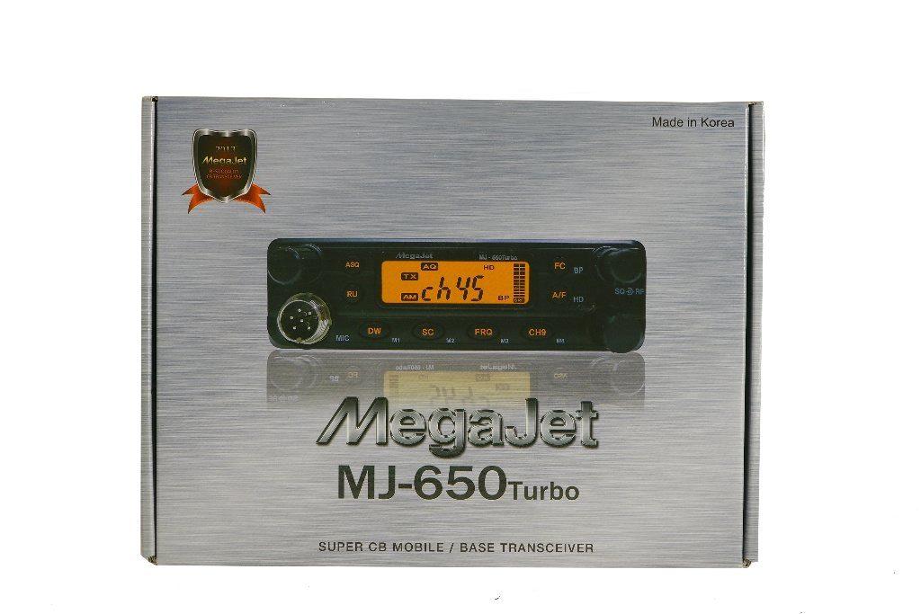 MegaJet MJ-650 Turbo