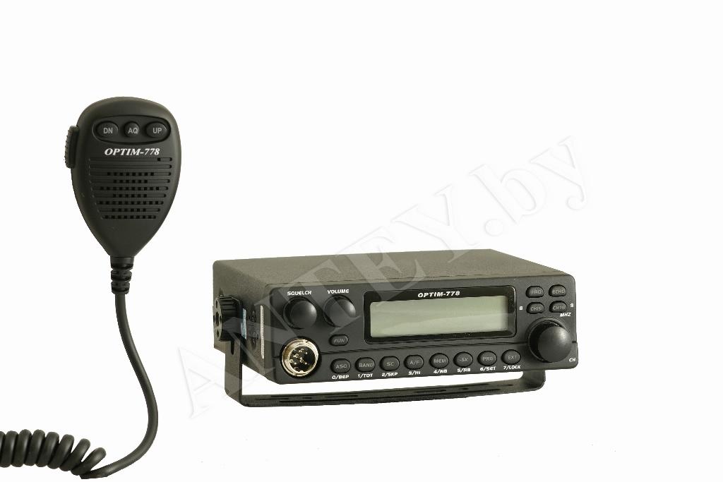 Радиостанция Optim-778