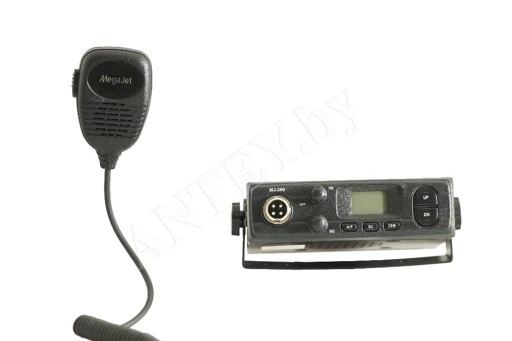 Радиостанция MegaJet MJ-300