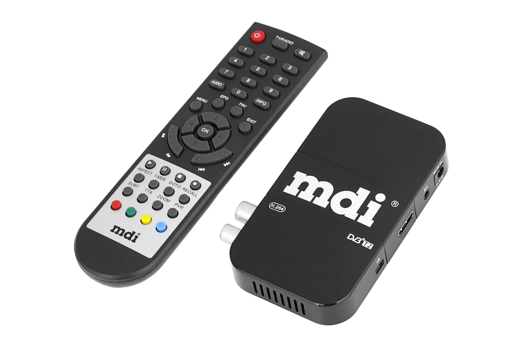 Приемник цифрового ТВ DBR-501