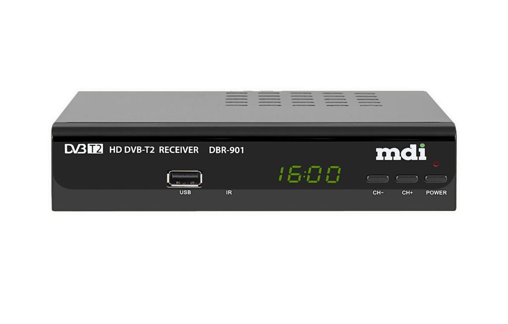 Приемник цифрового ТВ DBR-901
