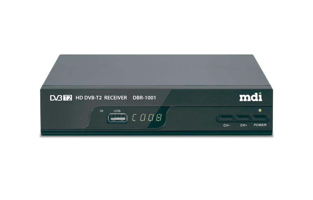 Приемник цифрового ТВ DBR-1001 MDI