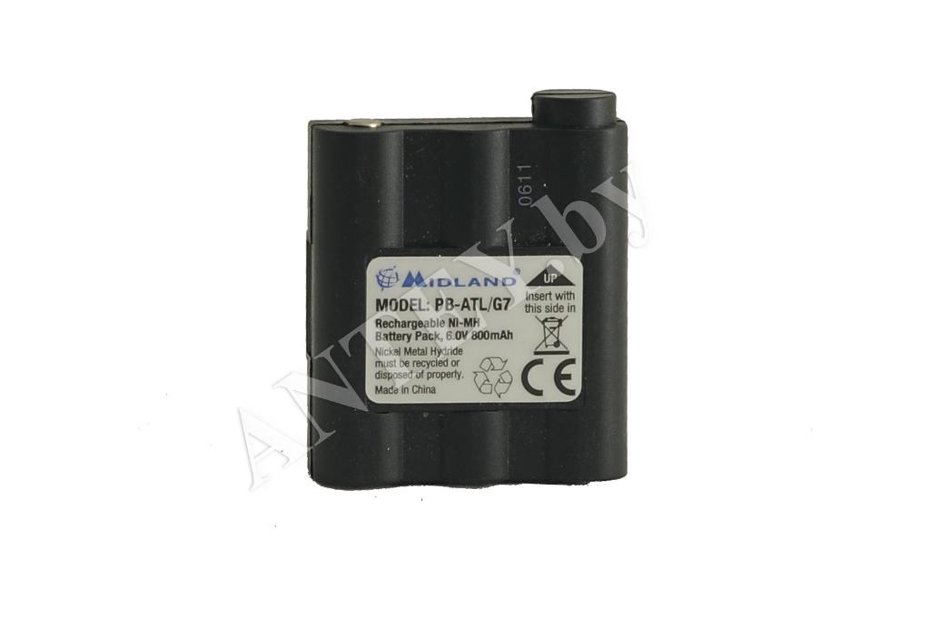 Аккумулятор PB-ATL/G7 для рации Midland