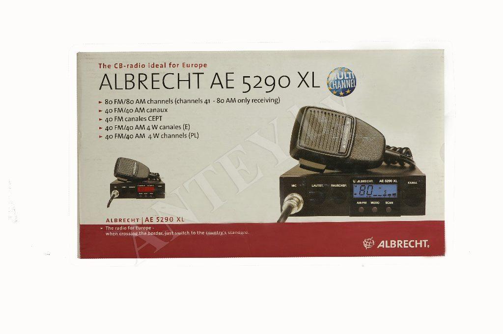 Albrecht 5290 XL