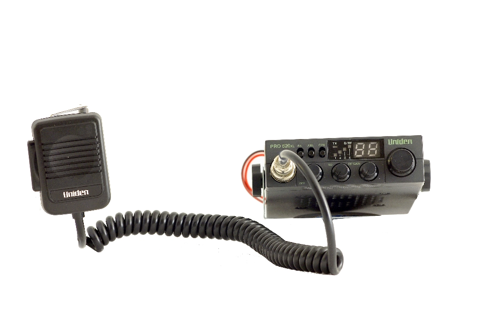 Радиостанция UNIDEN PRO 520XL