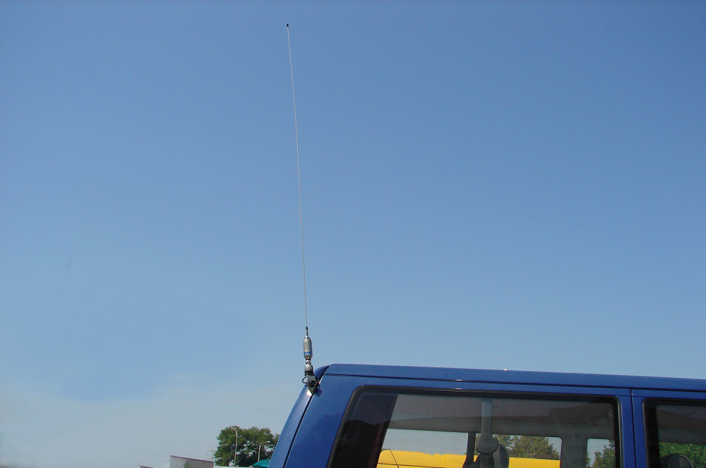 Антенна автомобильная Sirio TURBO 5000