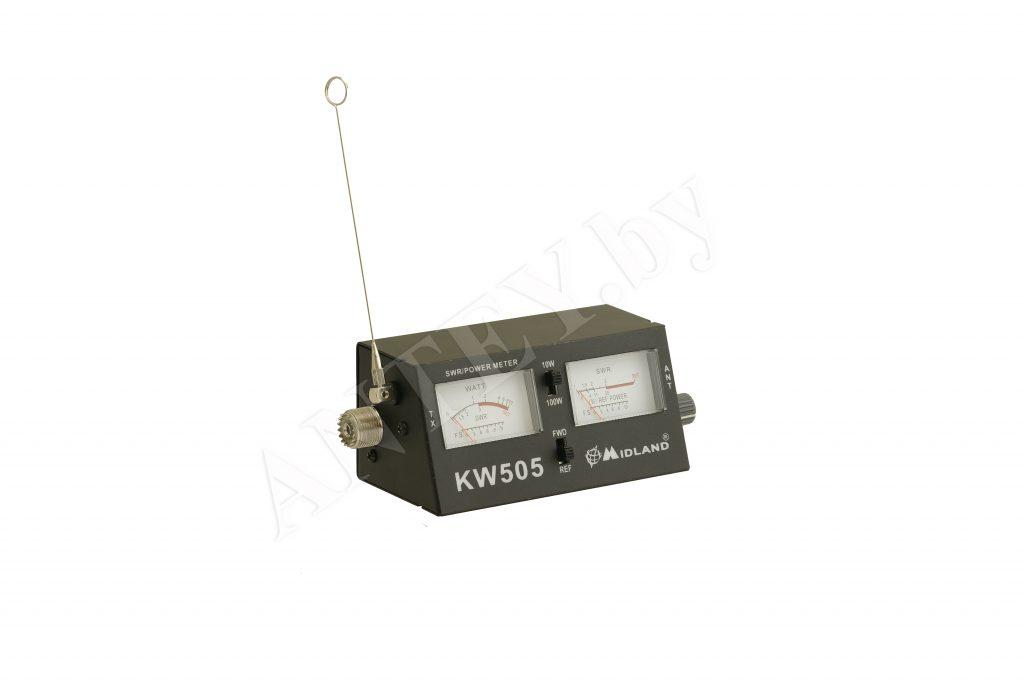 Измеритель КСВ и мощности KW-505