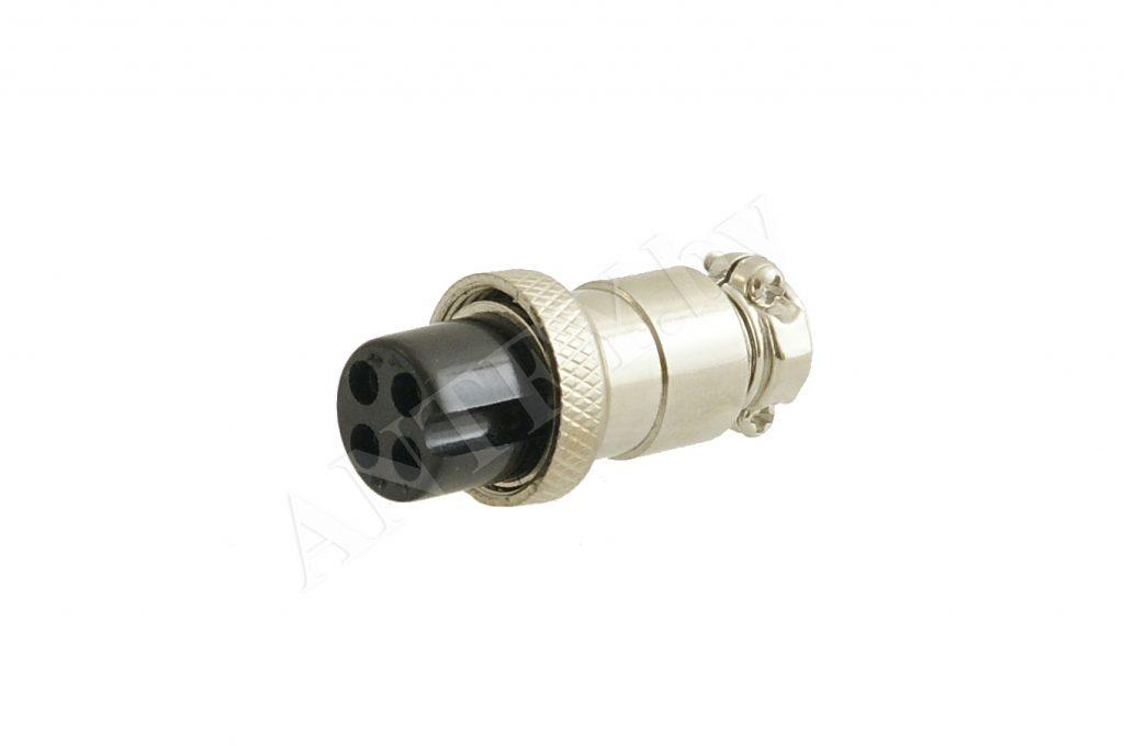 Микрофонный разъем Micro 4P