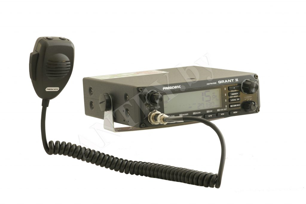 Радиостанция President JOHNSON 2