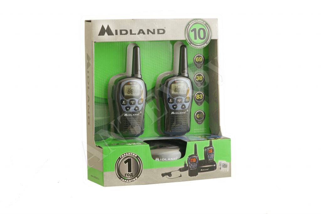 Midland LXT 325