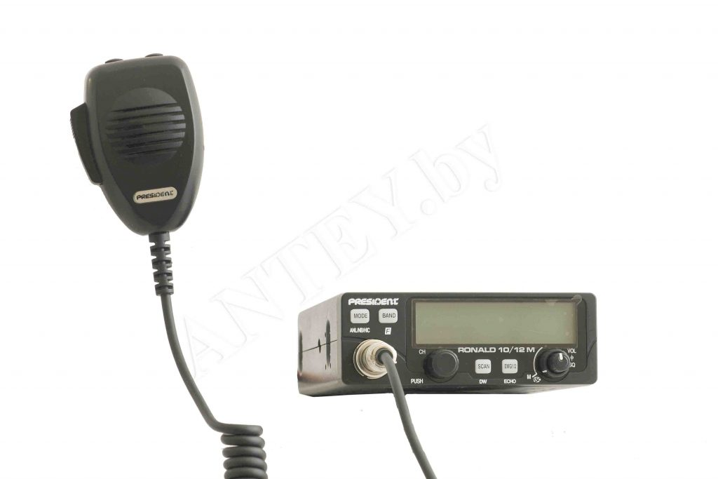 Радиостанция President RONALD 10/12 M ASC