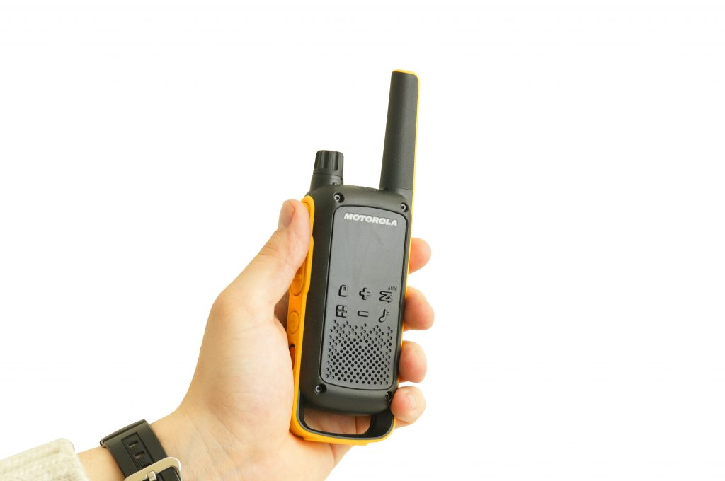 Компактная PMR радиостанция Motorola walkie-talkies