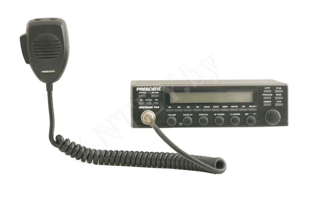 Автомобильная радиостанция President George