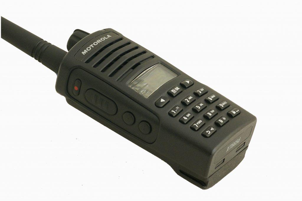 Аналого-цифровая радиостанция Motorola