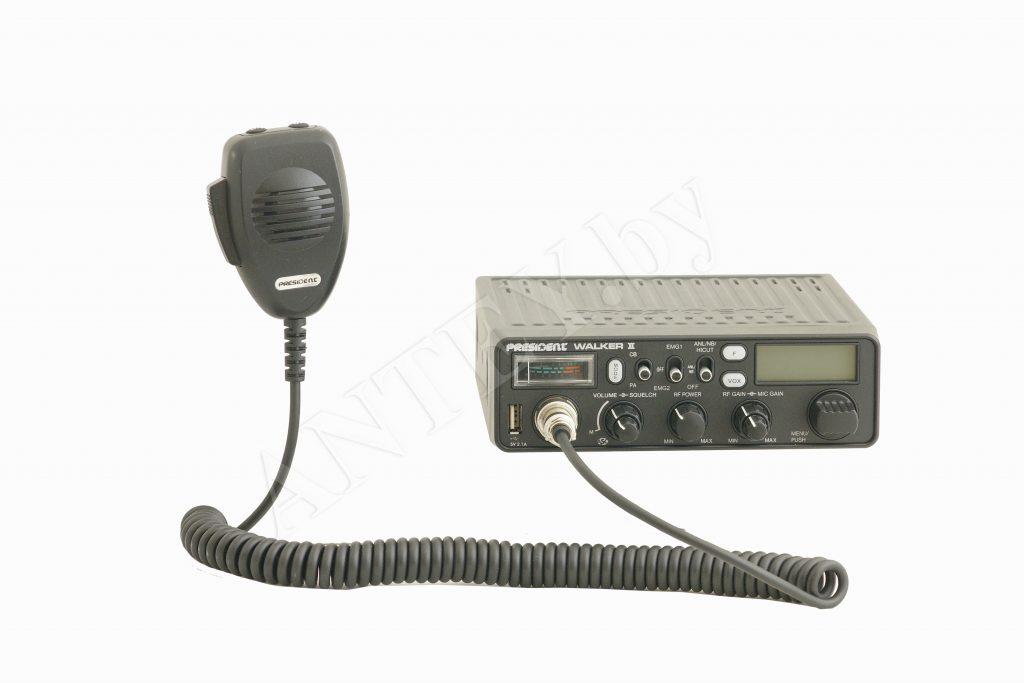 Радиостанция President Walker II ASC