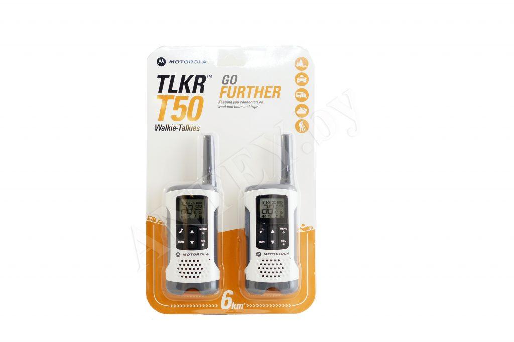Комплект раций Motorola TLKR-T50
