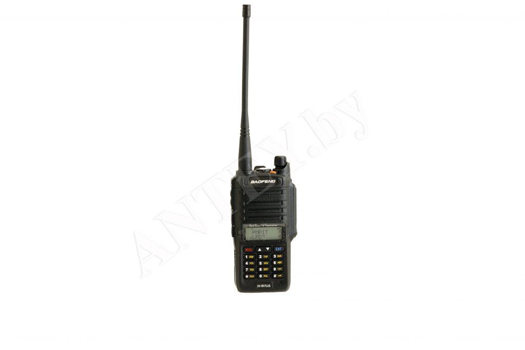 Профессиональная радиостанция Baofeng UV 9R Plus