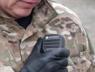 Динамик-микрофон Motorola